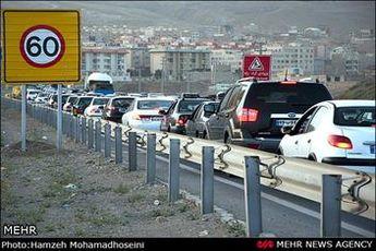 محدودیت های ترافیکی آخر هفته جاده های کشور