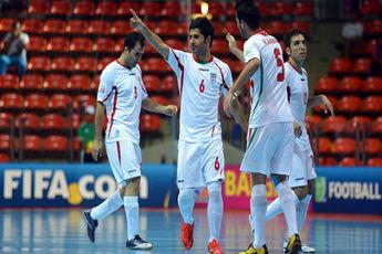 گزارش لحظه به لحظه فینال جام ملت های فوتسال / ایران ۱ - ژاپن ۱