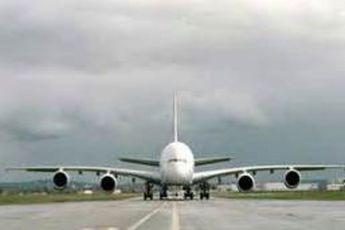 جابجایی مسافران نوروزی با ۱۵۰ فروند هواپیما