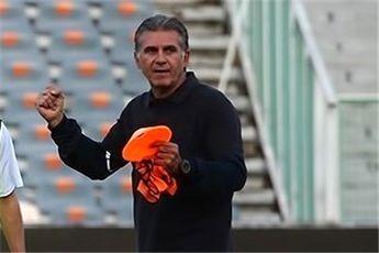 علاقه بورا به سبک بازی مربی تیم ملی ایران