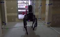 رباتی که ساخت و ساز را بازرسی میکند