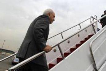 ظریف در رأس تیم هسته ای کشور عازم وین شد