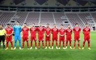 ترکیب ایران برابر ویتنام