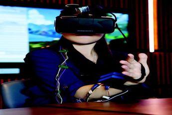 """کمکهای """"واقعیت مجازی""""؛ از تحقق آرزوی کودکان بیمار تا درمان فلج صورت"""
