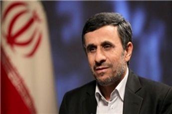 پیام احمدینژاد به رؤسای جمهور۷۶ کشور جهان برای پایان دوره ریاست جمهوری
