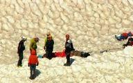 منصرف شدن از خودکشی در ارتفاع 3500 متری