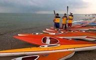 تحویل 15 قایق به هیات بوشهر