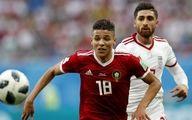 ستاره تیم ملی مراکش دچار حادثه مرگبار شد