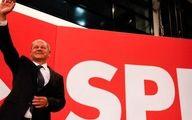 پیروزی سوسیال دموکرات ها در آلمان+ فیلم