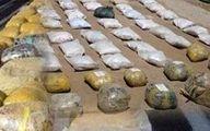 کشف بیش از ۱۰ تن موادمخدر در ایام نوروز