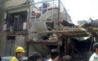 یک کشته و 5 مصدوم در پی انفجار لوله گاز در تهرانپارس