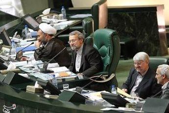 لاریجانی: نمایندگان به تنهایی قادر به مسکوت گذاشتن لایحه دولت نیستند