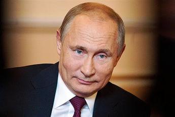 تبریک پیش از موعد پوتین به رئیسی