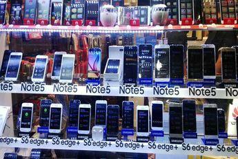 فروشندگان گوشی گرانفروش نیستند