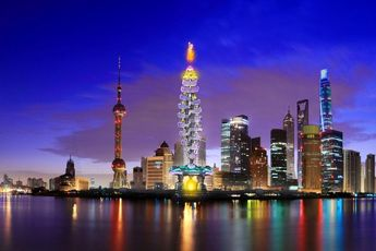 کندتر شدن رشد اقتصادی چین