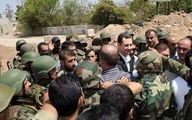 ادعای منابع صهیونیستی درباره خروج اسد از کاخ ریاست جمهوری با اسکورت نظامیان روس