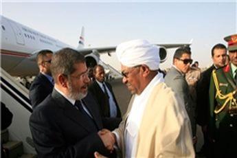 تظاهرات مردم سودان در حمایت از مرسی