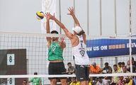 سالمی و وکیلی به مرحله نیمه نهایی تور آسیایی والیبال ساحلی تایلند رسیدند