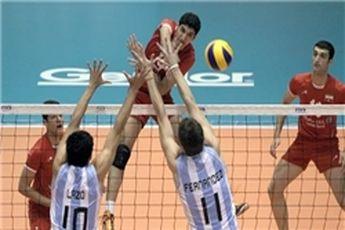 تیم ملی والیبال نوجوانان ایران به مقام چهارم جهان رسید