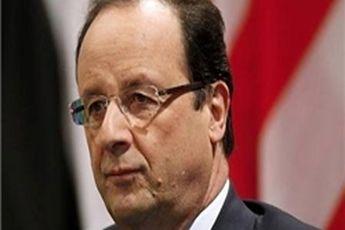 اعتراف اولاند به صادرات تروریست به سوریه