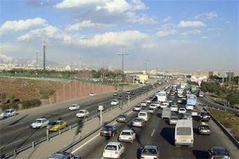 محدودیتهای تردد در محورهای مواصلاتی کشور