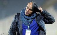 منصوریان برای اولین بار در تمرینات بازیکنان استقلال شرکت نکرد