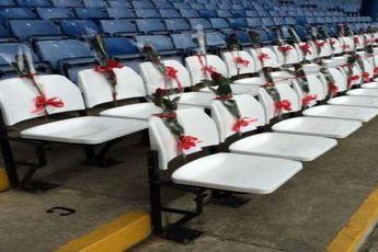 ادای احترام باشگاه شفیلد ونزدی به ۹۶ قربانی فاجعه ورزشگاه هیلز بورگ + عکس