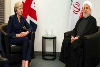 نخست وزیر انگلیس برای برجام قدم هایی بر میداریم