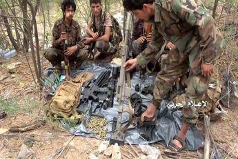 حمله ارتش یمن به پایگاه نظامی عربستان
