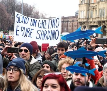 تظاهرات علیه فاشیسم
