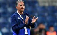 کیروش از تیم ملی فوتبال ایران خداحافظی کرد