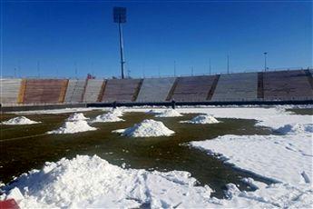 ورزشگاه ثامن هنوز آماده نیست!