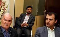 خروج زودهنگام نجف نژاد از جلسه هیئت مدیره باشگاه استقلال