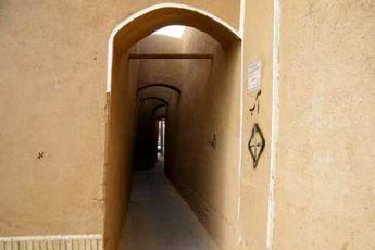 گذری در پس کوچه های شهر تاریخی یزد