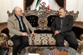 سفر رئیس سازمان انرژی اتمی به مشهد