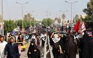 افزایش ورود زوار با داخل کشور از مرز مهران