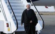 روحانی وارد بغداد شد