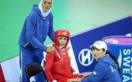 منصوریان: ارزش مدال طلای بازیهای آسیایی چیز دیگری است/ غیبت سهیلا برای من و شهربانو سخت است