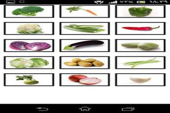 با خواص سبزیجات آشنا شوید + دانلود نرم افزار