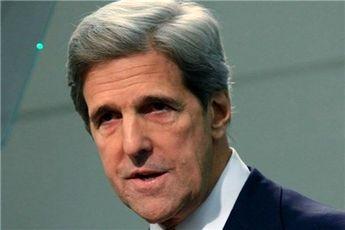 حمایت اتحادیه عرب از تلاش های جان کری