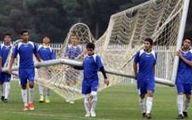 اردوی تیم ملی جوانان در کیش لغو شد