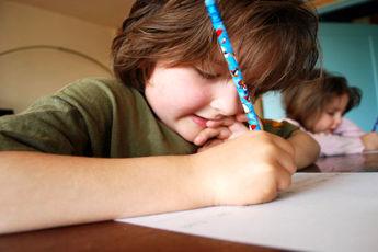راه حل مشکل غلط املایی زیاد در کودکان