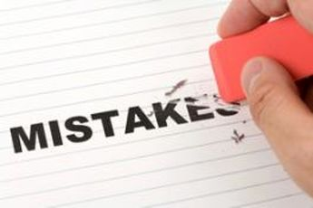 ۳ اشتباه بزرگ که انسان ها مرتکب می شوند
