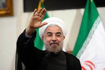 حضور معاون سابق احمدی نژاد در دیدار روحانی