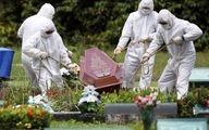 مرگ و میر ها در آمریکا از مرز هفتصدهزار نفر گذشت
