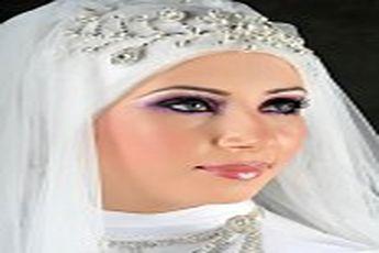 یک شب آرایش عروس برابر با یک ماه حقوق!