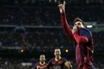 مسی: بارسلونا فوق العاده بود
