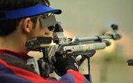 جوانان ایران در مسابقات تیراندازی آسیا طلایی شدند