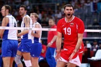 مصدومیت ستاره بلغارستان در بازی با تیم ملی والیبال ایران