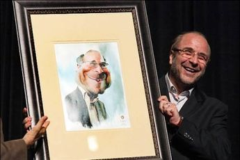 اهدای جایزه نوبل فیزیک به دکتر قالیباف! / طنزنوشت